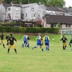 Caledon Rovers v Markethill Swifts Reserves Armstrong Cup