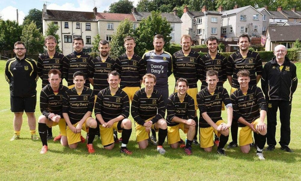 Caledon Rovers Armstrong Cup