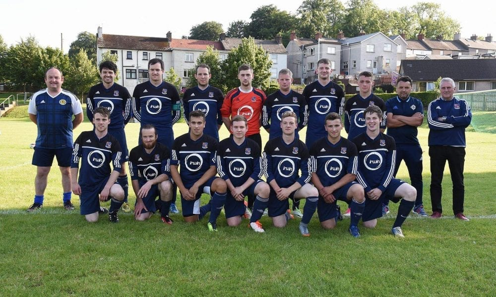 Tullyvallen Rangers Armstrong Cup