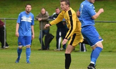 Caledon Rovers v Richhill AFC Armstrong Cup