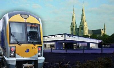 Armagh Portadown Rail Link