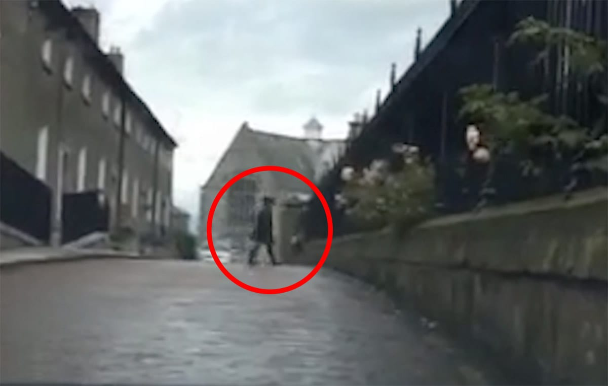 Ghost in Armagh