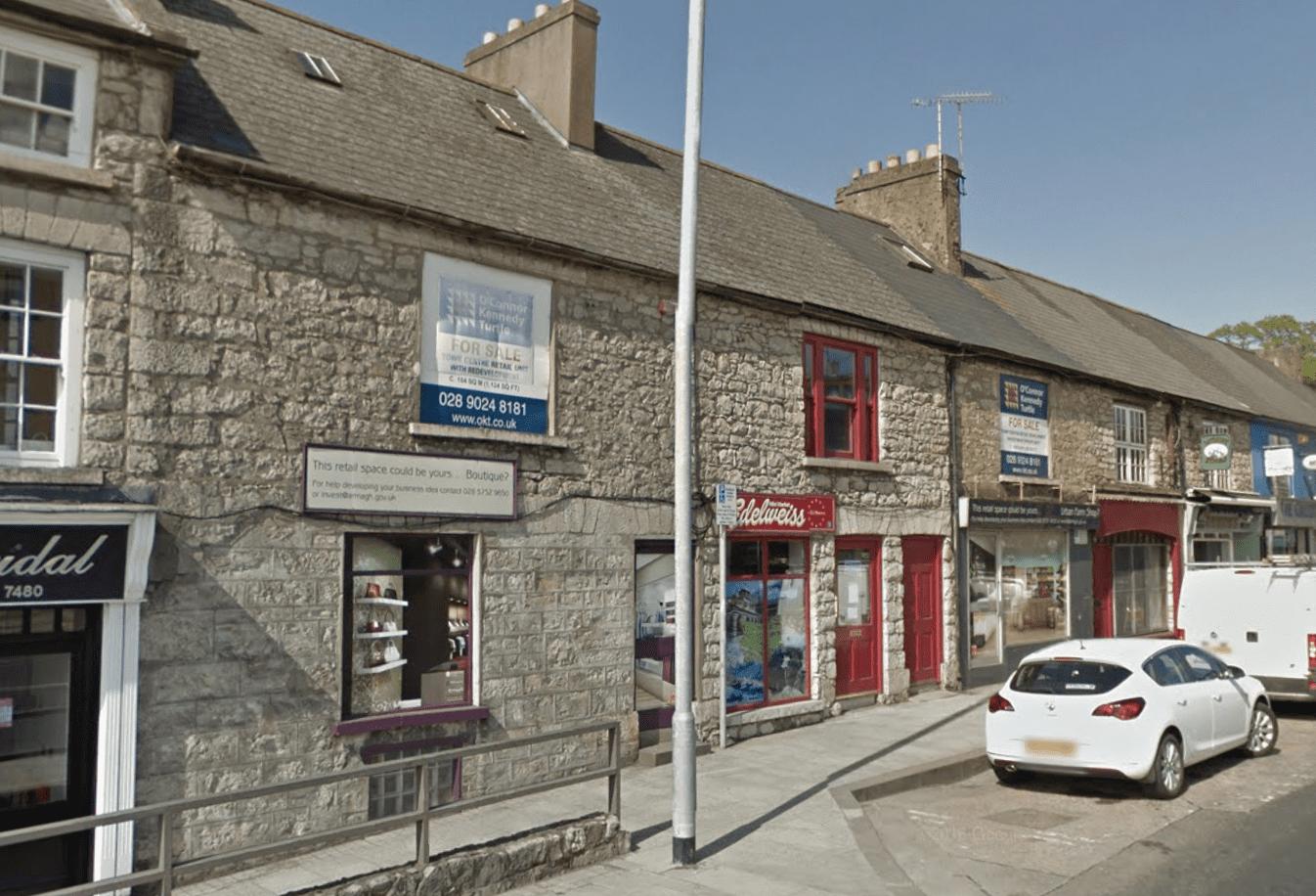 Barrack Street, Armagh