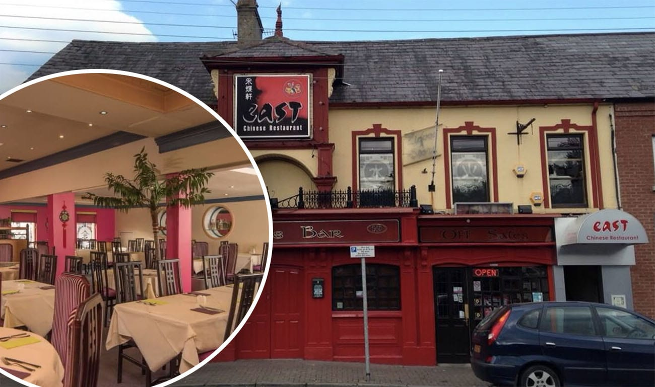 Popular Armagh Chinese restaurant closes its doors  and