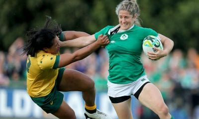 Women's Rugby World Cup Ireland v Australia
