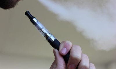 E-cigarette. Photo: Pixabay