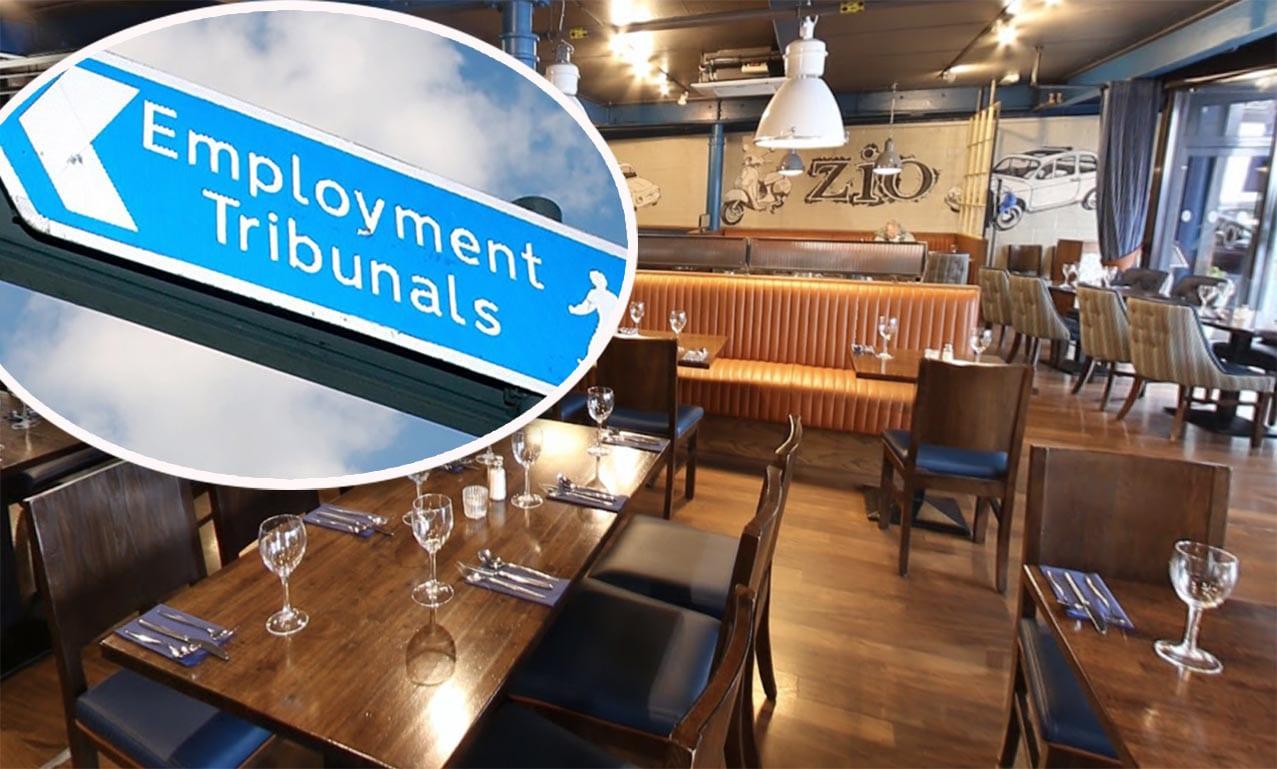 Zio Restaurant, Portadown