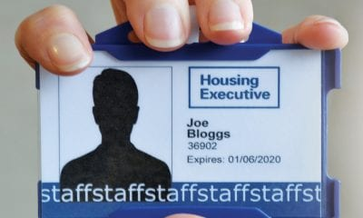 Bogus callers Housing Executive