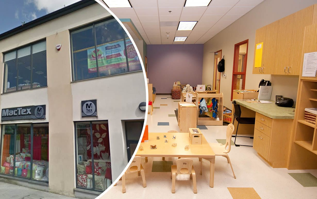 Childcare facility Armagh