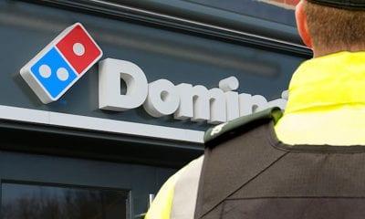 Domino's police