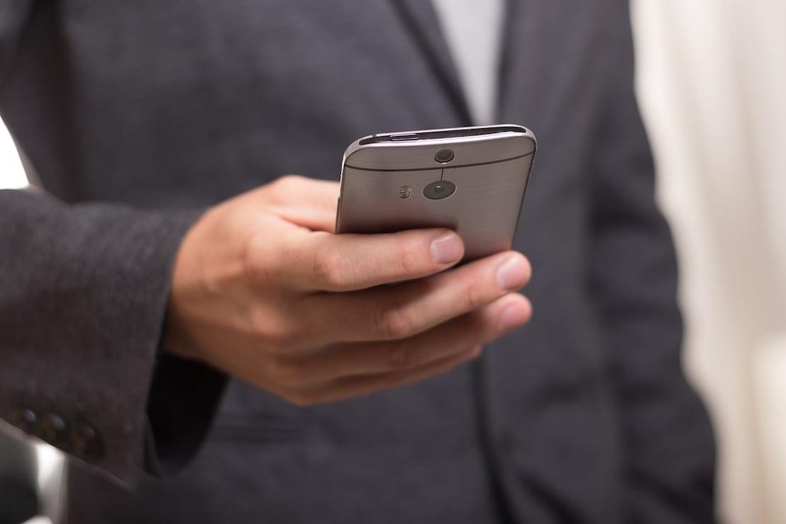 Social media phone mobile
