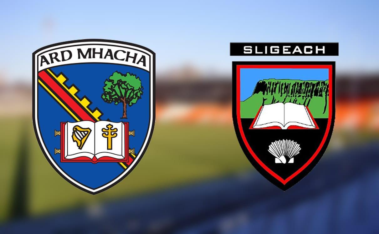 Armagh GAA Sligo GAA Allianz National Football League