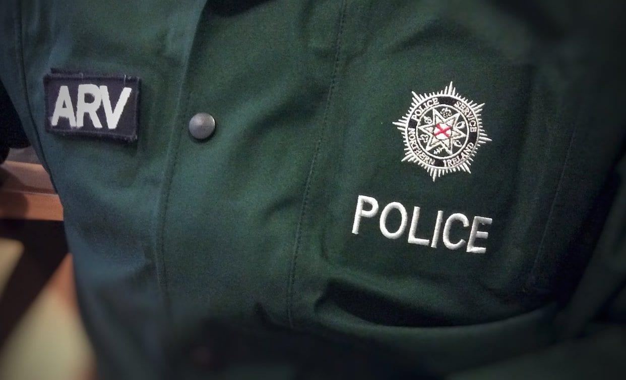 Armed Response Police PSNI