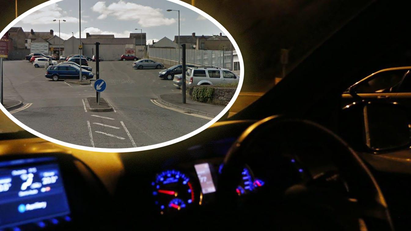 Lonsdale Car park