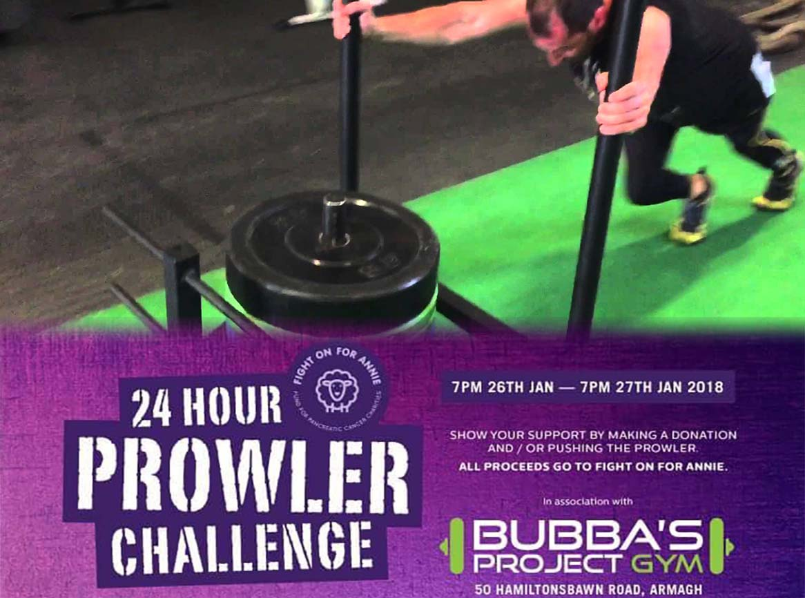 Prowler challenge Armagh
