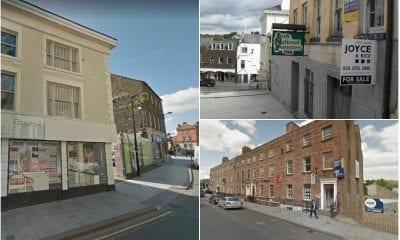 Armagh buildings