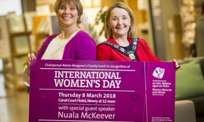 Comedian Nuala McKeever To Speak At Charity Fundraising Lunch (1)
