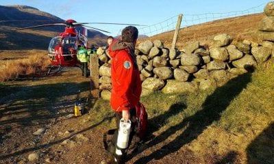 Mourne Moutain Rescue Team