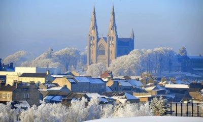 Snow Armagh
