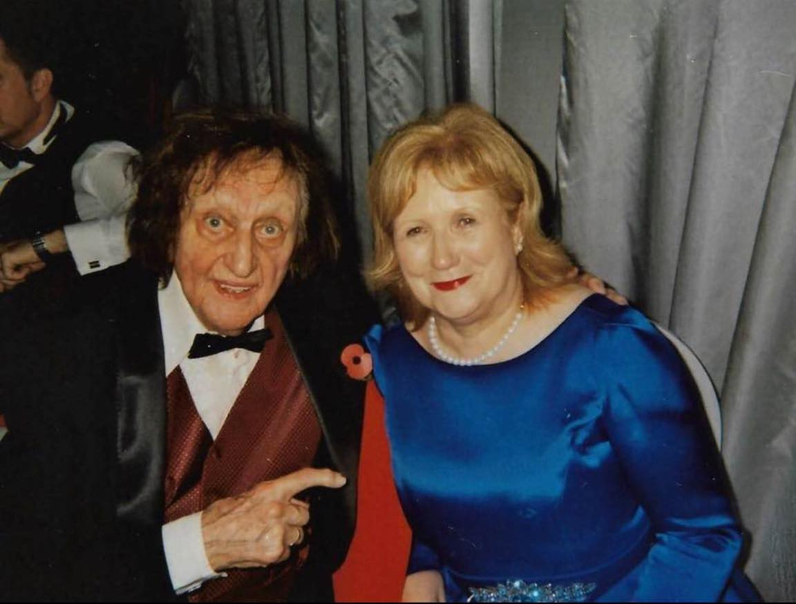 Ken Dodd and Rosemary Arbuthnot
