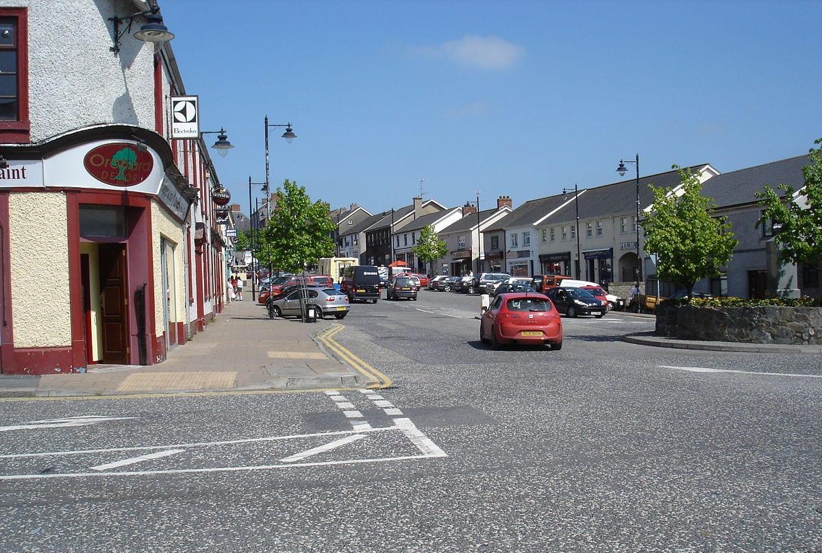 Main Street Markethill