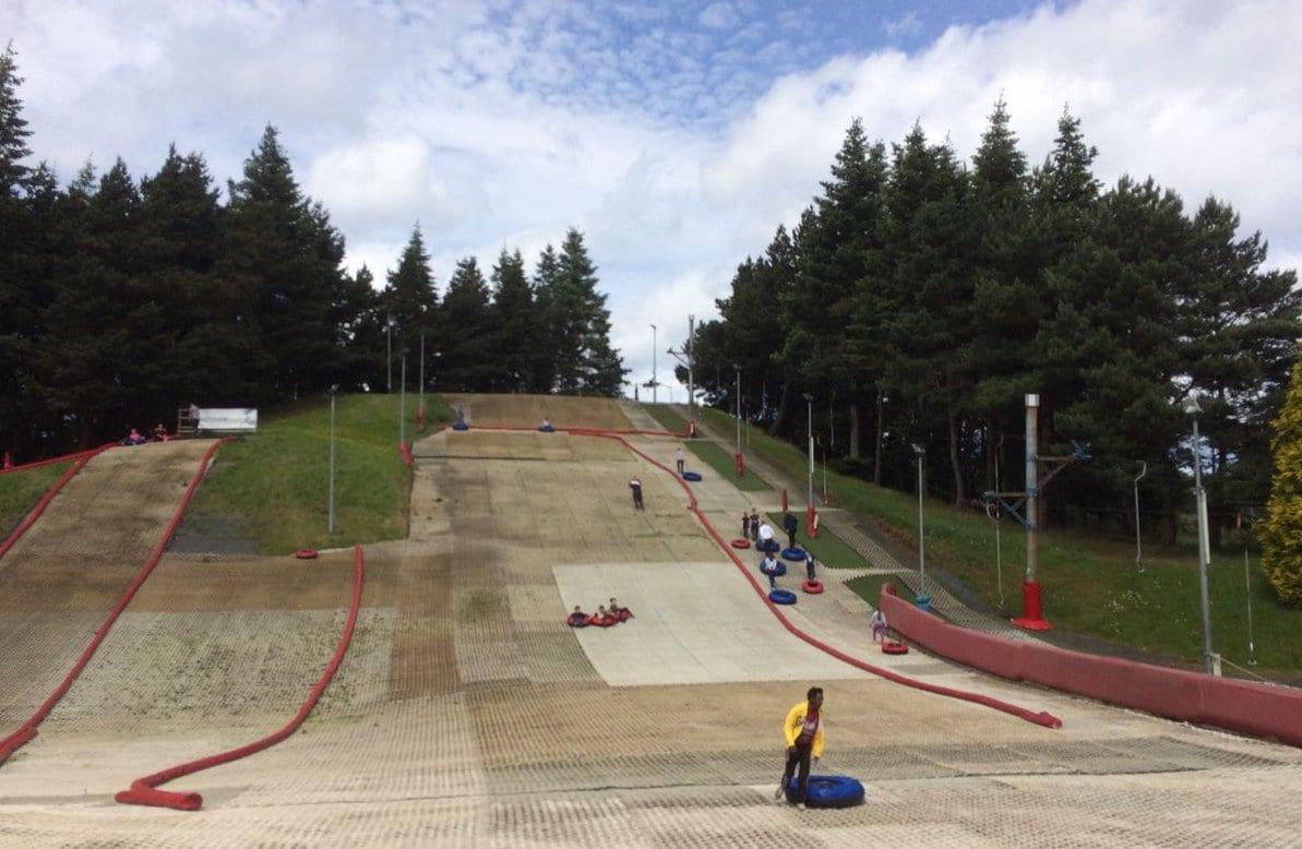Craigavon dry ski slope