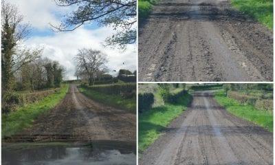 Messy roads Poyntzpass