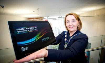 Newry, Mourne and Down gigabit