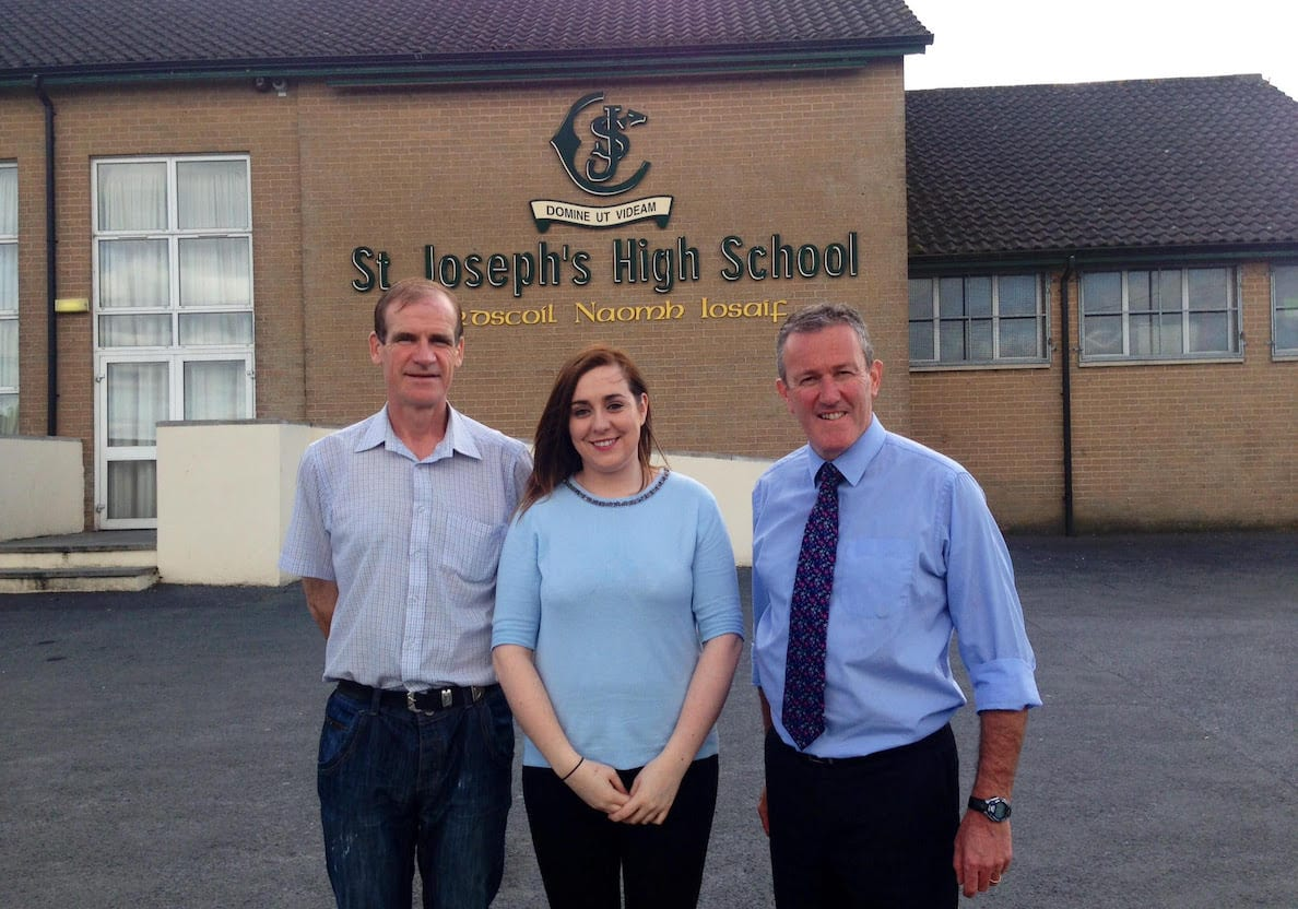 St Joseph's High School Crossmaglen