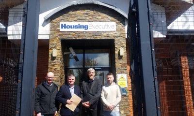 Sinn Fein Housing Executive