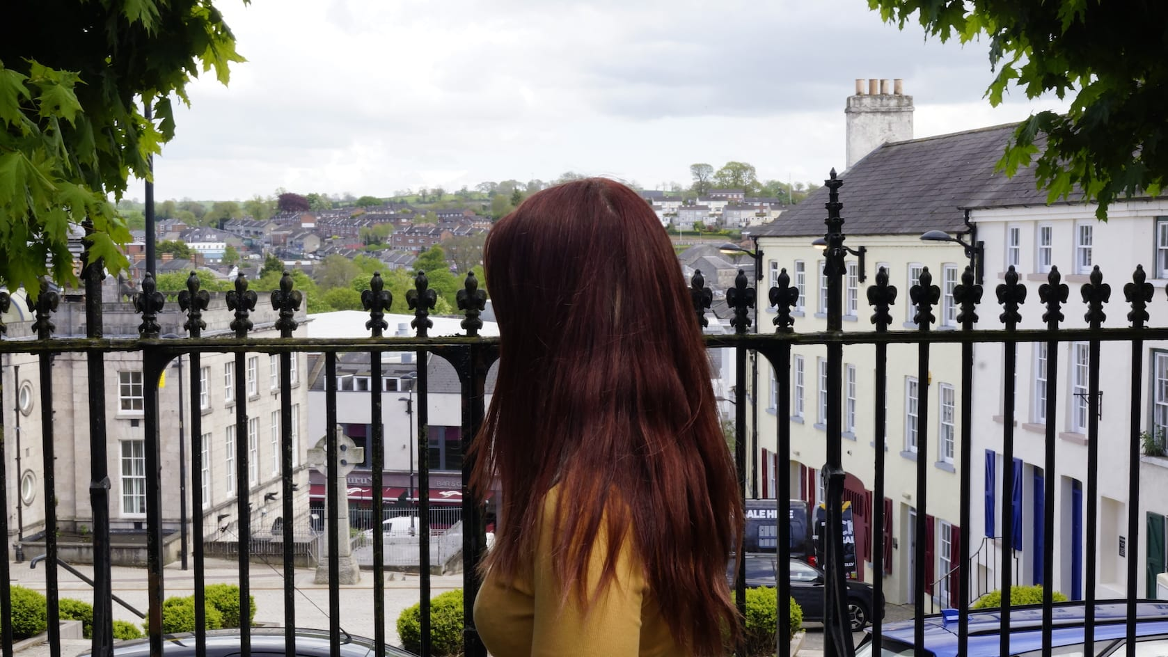 Armagh domestic abuse victim