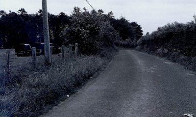 John Pat Cunningham murder scene