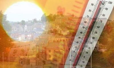 Armagh hot weather