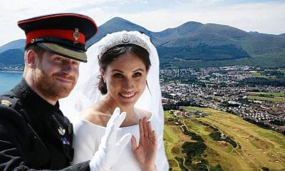 The Mournes royal couple