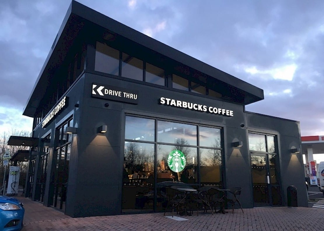 Three New Co Armagh Restaurants Including Starbucks Drive Thru