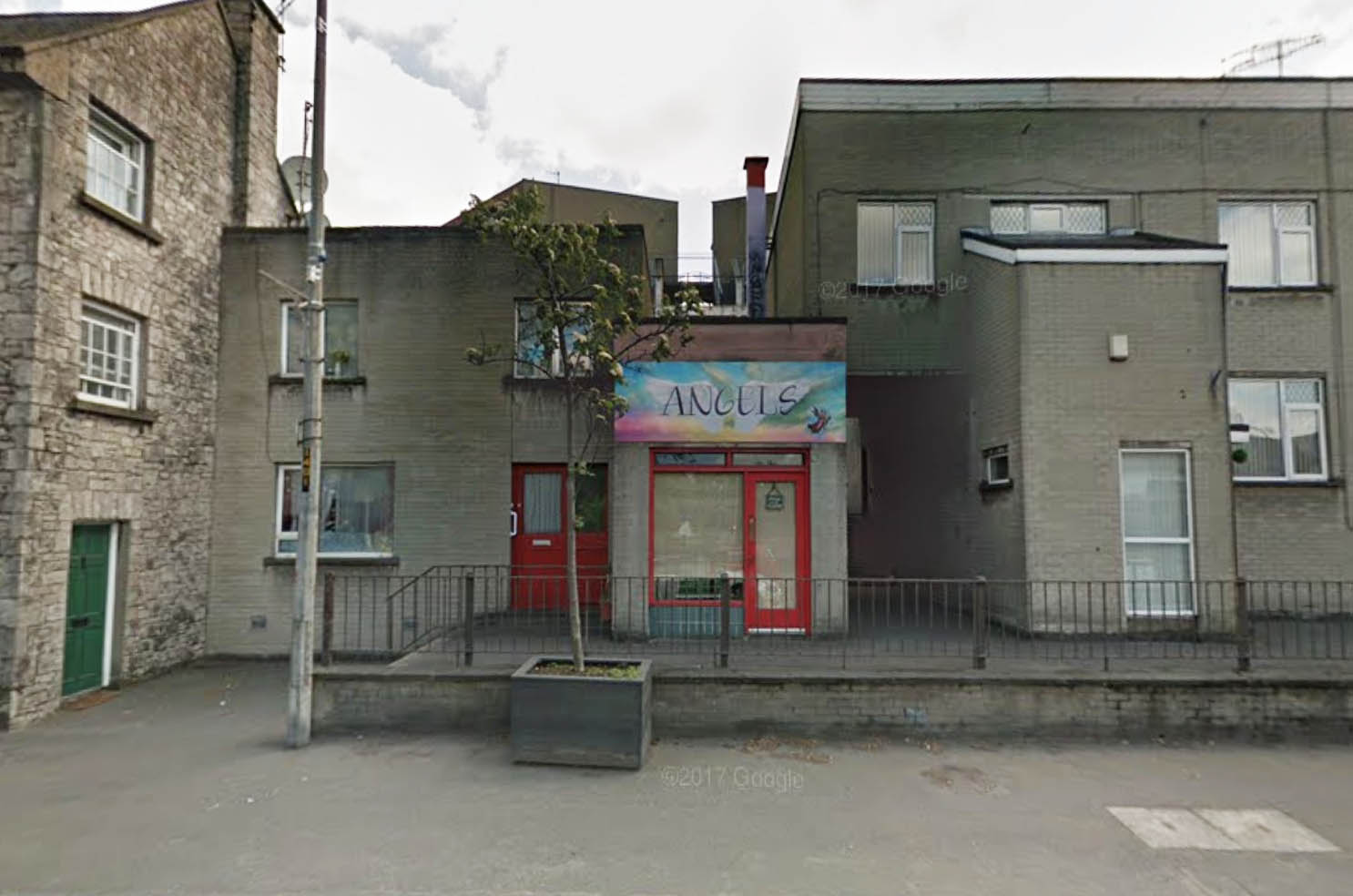 Barrack Street Armagh