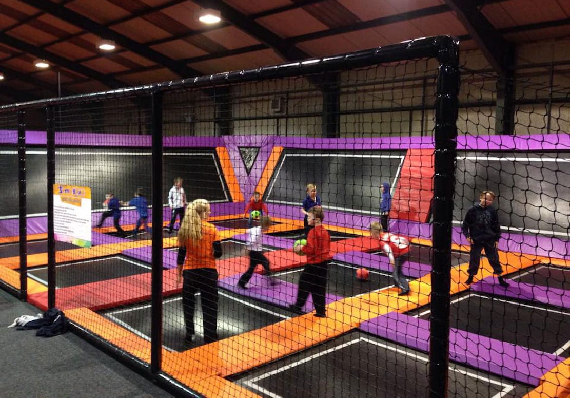 Northern Ireland S First Ninja Family Fitness And Play