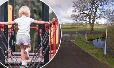 Newtown play park