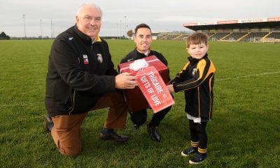 Armagh GAA family launches Trocaire Christmas gifts