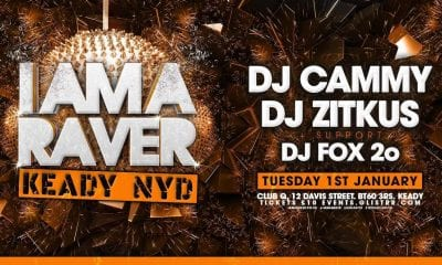 DJ Cammy Keady Club Q New Year's Day