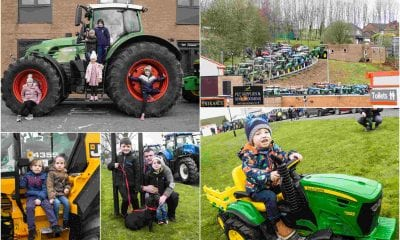Livingstone Tractor Run 2018