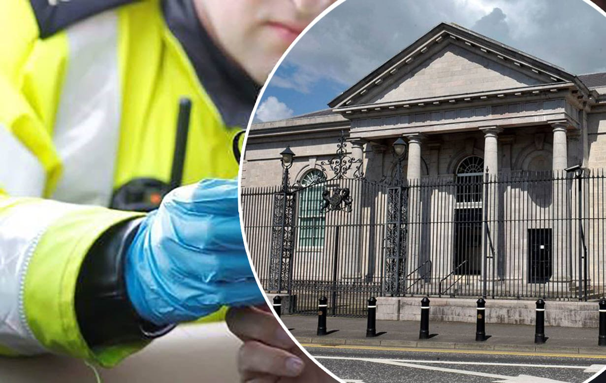 Drink-driving Armagh courthouse