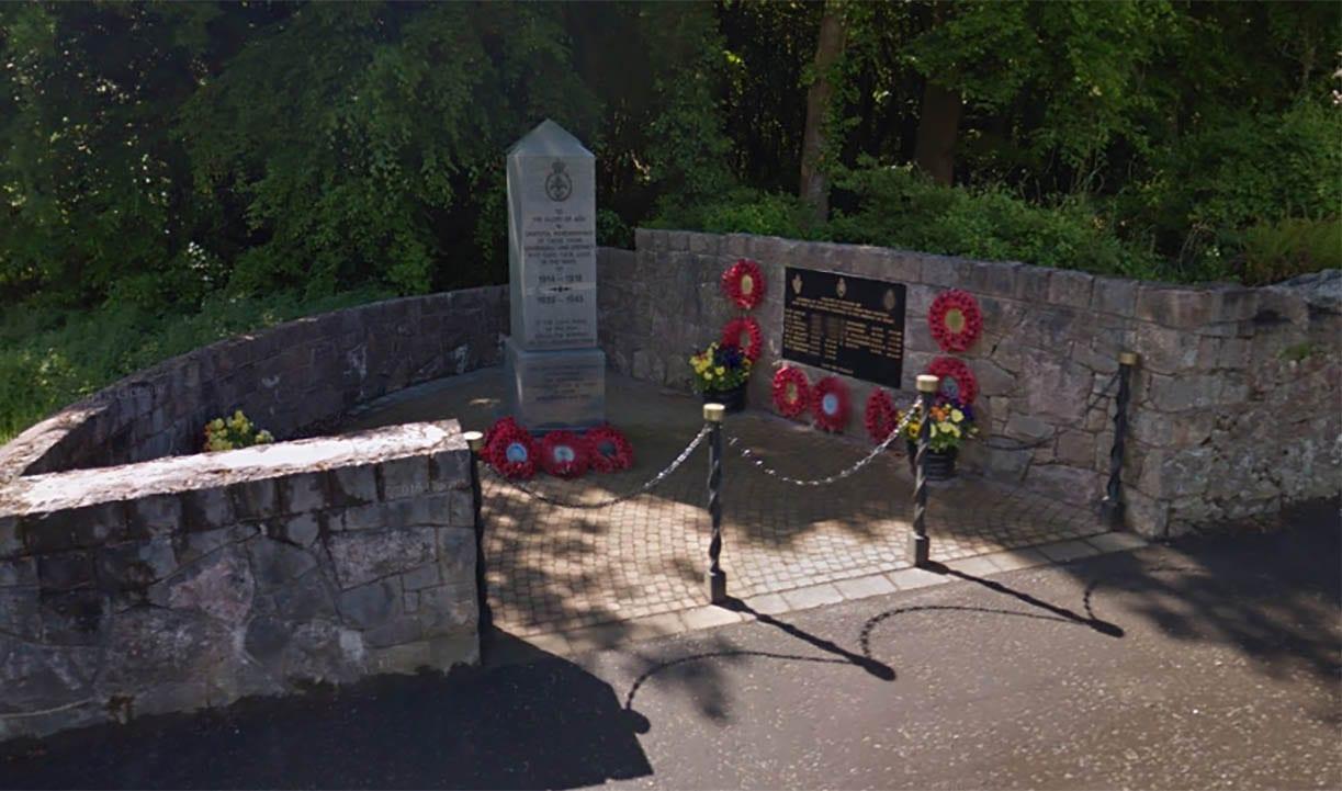 Loughgall War Memorial