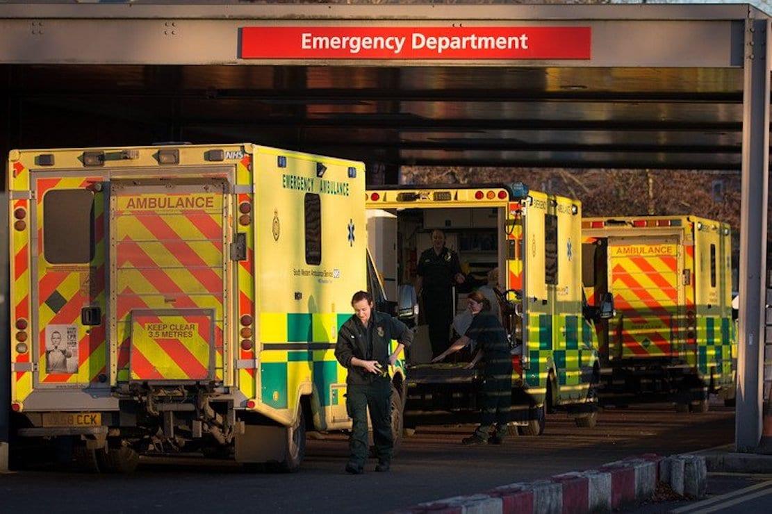 Emergency Department Hospital Ambulance