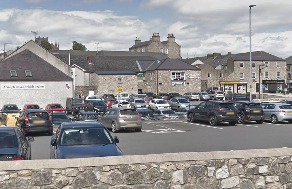 Friary Road Armagh