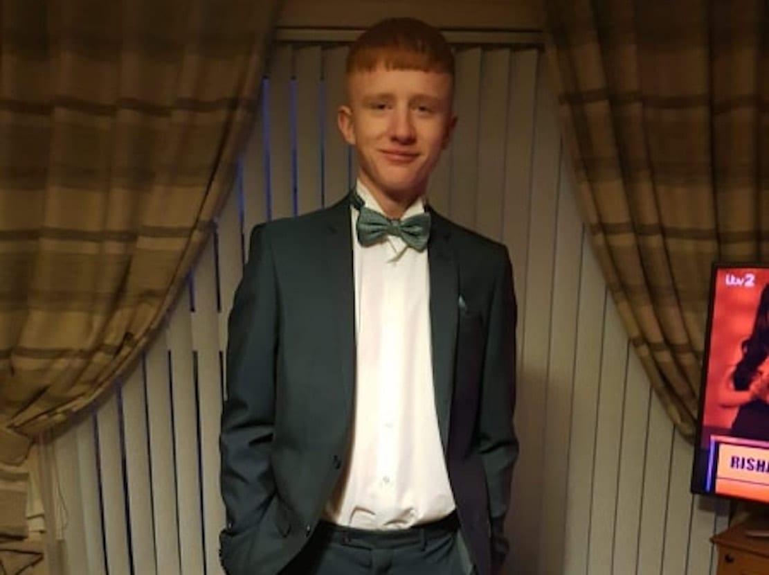 Missing teenager Ryan Hobson