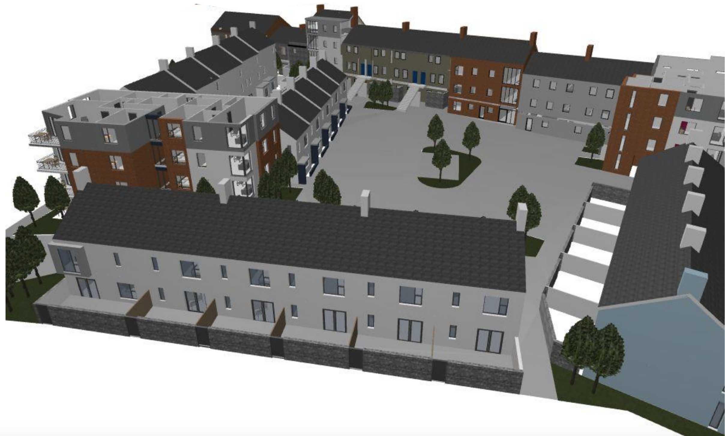 Ogle Street Armagh