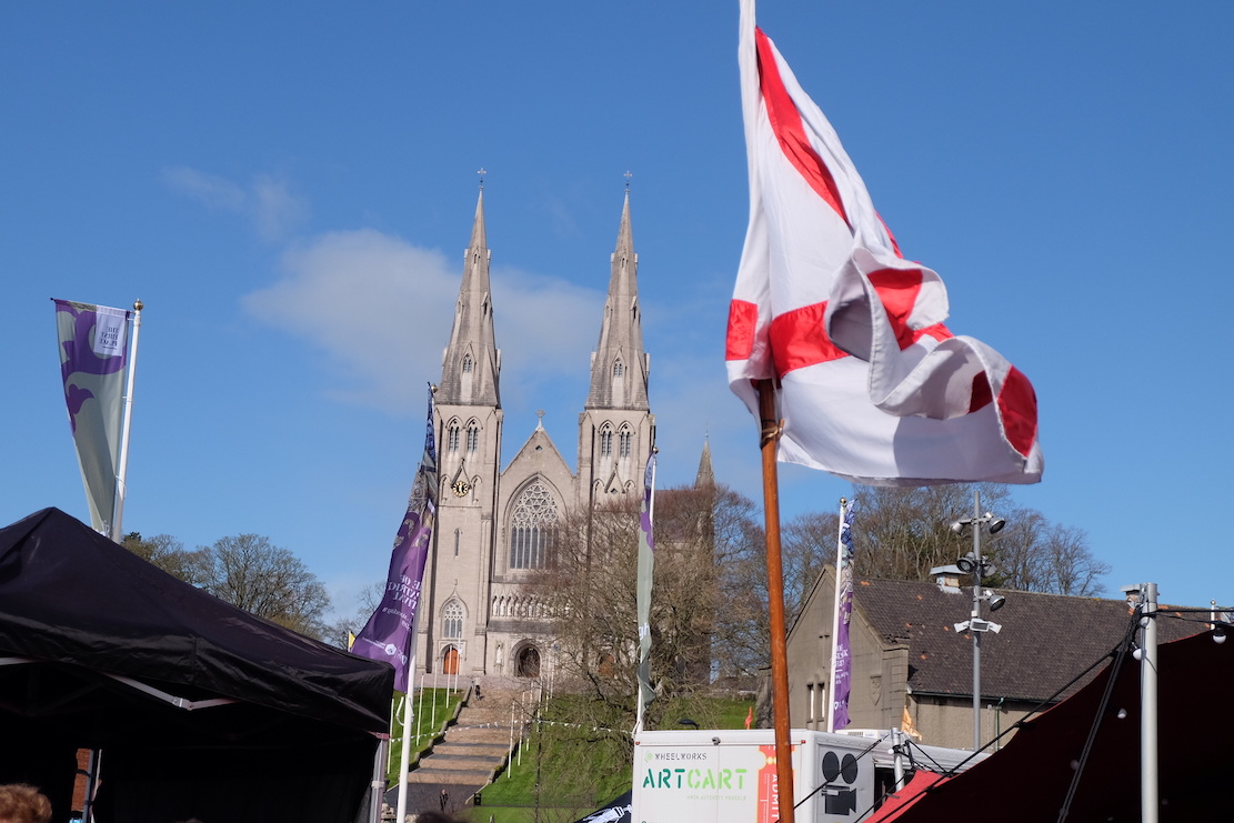 Armagh St Patrick's Day