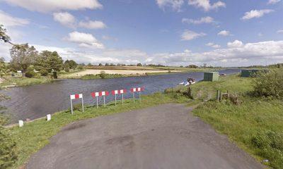 Bannfoot River Lough Neagh