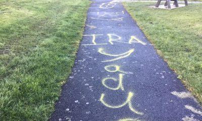 Keady graffiti